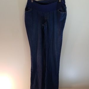 Motherhood Jeans Size M blue preowned